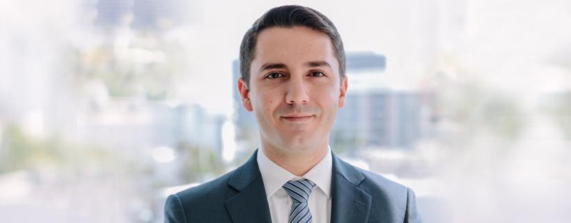 Crystal Capital Partners Profile Photo of Omri Saadi - Director of Research